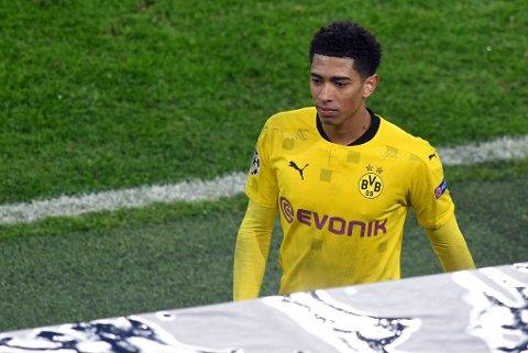ETTERTRAKTET: Supertalentet Jude Bellingham var svært ettertraktet og endte til slutt opp i Borussia Dortmund.
