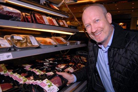 LANDSDEKKENDE: – Vårt mål er å bli landsdekkende og gi norske forbrukere et reelt alternativ innen dagligvarer over hele landet. Trøndelag er selvsagt med i våre vurderinger for butikketableringer, sier daglig leder Geir Olav Opheim i Iceland Mat AS.
