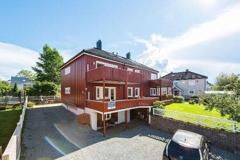 KUPPET: Denne boligen er én av to boliger som ble solgt før visning forrige uke i Trondheim.