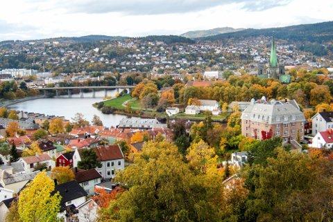 DYRT: Trondheim er den klart dyreste norske storbyer for kollektivtransport.