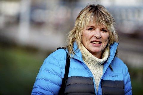 Kreftfri: Gunn Løland Hermansen har vært kreftfri i snart tjue år, men sliter med senskader.