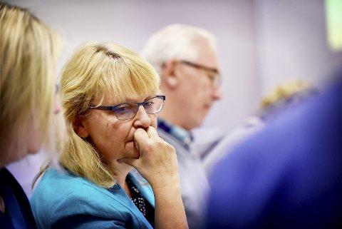 Bekymret: Kaija Eide Drønen mener at så stort arbeidspress over tid ikke er bærekraftig. Foto: Arkiv