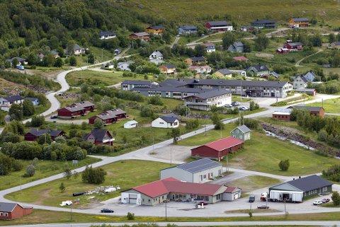 Birtavarre i Kåfjord