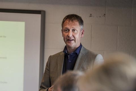 Vurderer anke: Rådmann Robert Pettersen i Rana.
