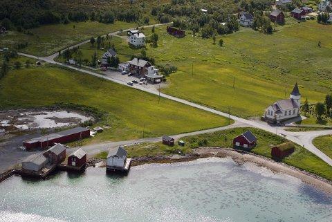 Stonglandseidet i Tranøy kommune.