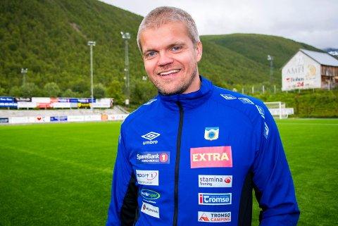 Gaute Helstrups TUIL har fått en kanllstart på årets sesong.