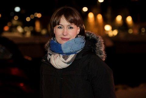 Aggie Peterson spiller en viktig rolle i filmen - hun gir Baalsrud beskjeden som får han til å legge fluktruta mot Sverige.