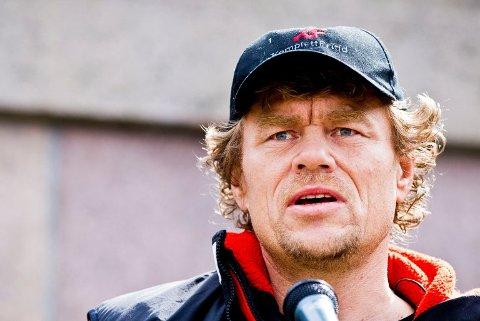 Lars MOnsen skal på flere turer i sommer. En av dem går midt i Troms. Foto: Scanpix