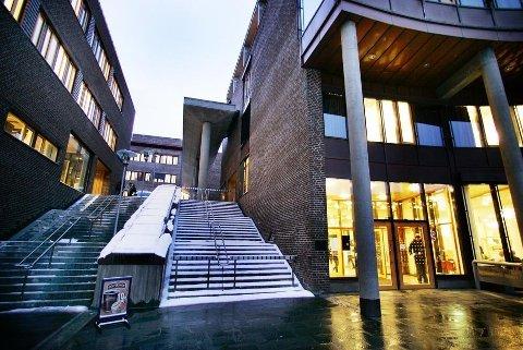TREDJE BEST: UiT Norges Arktiske Universitet er nå rangert som Norges tredje beste universitet.