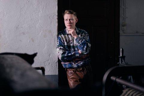 ARTIST: Emil Kárlsen satser nå som soloartist.