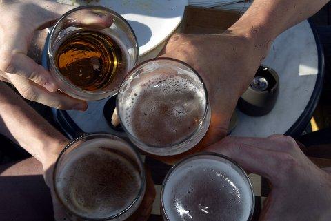 FLERE ØLTYPER: Ett av målene til Lokalbrygg er å sørge for at flere ølsorter fra mindre bryggerier blir tilgjengelig landet rundt.