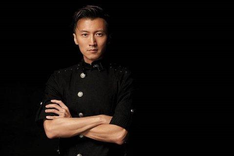 PÅ TUR NORDOVER: Hong Kong-baserte Nicolas Tse også kjent som Chef Nic er en av de største kjendisene i Kina. Han er tv-kokk, singer-songwriter og skuespiller.