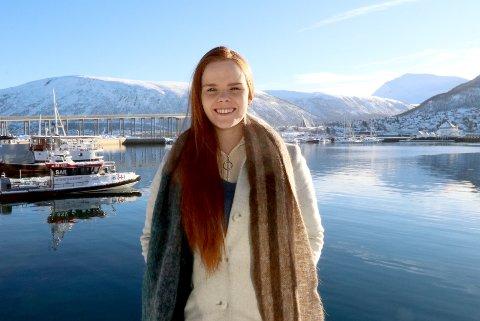 SPREK MOTE: Tromsø-bosatte Regine Finjord i BARA Sportswear vil knuse Kari Traa-kjeden på sportsklær - på sikt.