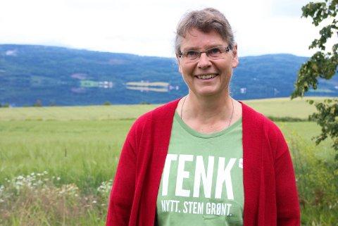 Kristin Swärd og Miljøpartiet de Grønne får plass i både formannskap og planutvalg for å støtte Willy Westhagen som ordfører.