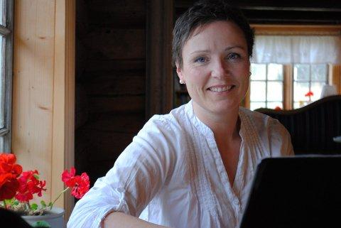 Uredd: Linn T. Sunne tar gjerne opp vanskelige temaer i bøkene sine. arkivbilde