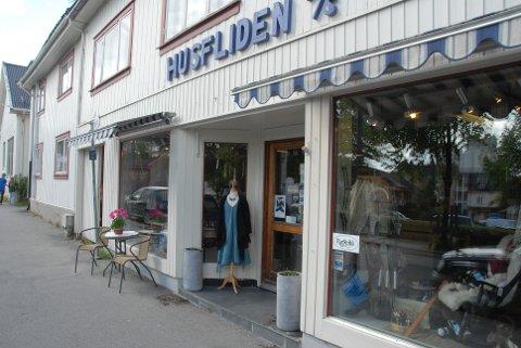 Husfliden skal flytte fra de gamle lokalene, og står klare med ny butikk før høstferien.