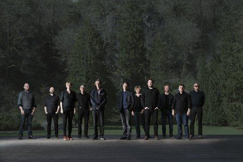 GJØVIK-KONSERT: Scheen jazzorkester med Gjøvikbosatte Audun Kleive spiller på Gjøvik kino & scene i kveld.