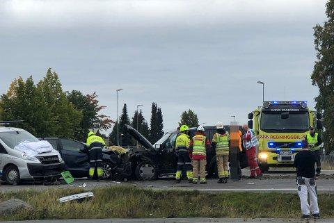 SJÅFØR SIKTES: Krimsjef Svein Rune Enger sier til OA at det foreløpig ikke er tatt ut siktelse ennå, men at det gjøres av politiadvokat onsdag.
