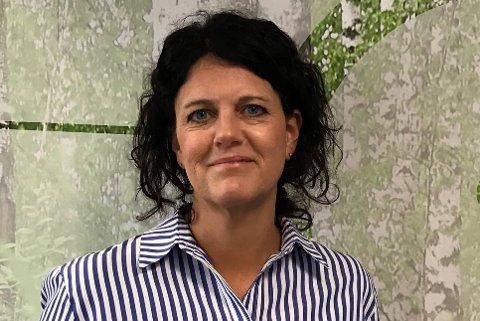 NY JOBB: Rannveig Theisen går av som leder i Utdanningsforbundet Innlandet for å bli kirkeverge i Østre Toten.