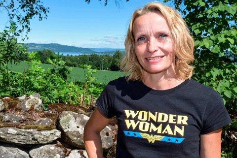 STORTINGSKANDIDAT: Guri Bråthen  stiller seg til disposisjon for en plass høyt på Arbeiderpartiets stortingsvalgliste.