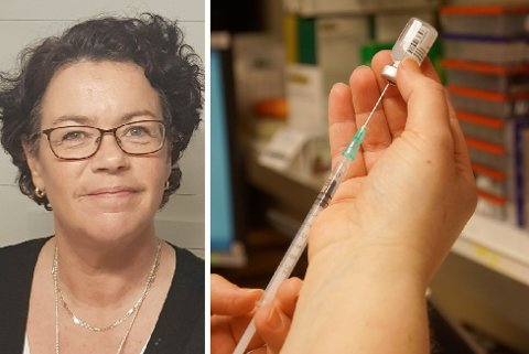 TILBUD: Birgitte Fremstad kunne vært fullvaksinert fire ganger med alle vaksinetilbudene hun har fått.