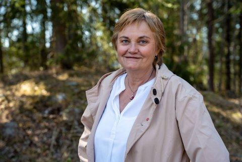 NY JOBB: Rigmor Aasrud blir parlamentarisk leder for Arbeiderpartiets stortingsgruppe.