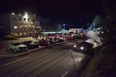 Glansdager: Klubbene ønsker på sikt å sette stedet tilbake til det en gang var – akkurat som de gjør med kjøretøyene sine.