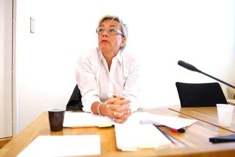 FORSVARER: Advokat Gunhild Lærum var Follo-mannens forsvarer da han ble dømt i 2016. Tirsdag stiller hun i Follo tingrett på ny.