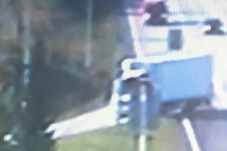 Lastebilen begynte å rygge på E6 mot avkjøringen til Kolbotn.