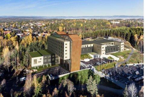 JA: Både Utvalg for Miljø og plan og formannskapet sier ja til hotellet ved The Well.