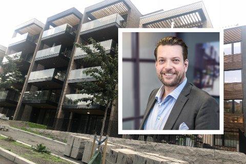 LAVT BELØP: Lederi Oslo og Akershus eiendomsmeglerforening, Bjørn Vidar Lazar Braathen tror endringene vil føre til en storm av klager.