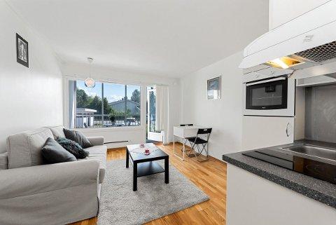 ÅS: Dette er for tiden den billigste leiligheten som ligger ute til salgs i vårt distrikt.