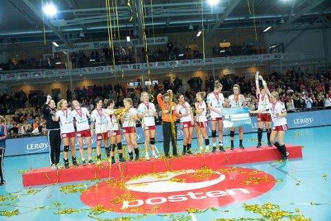 Ny NM-suksess for Larvik Håndballklubb