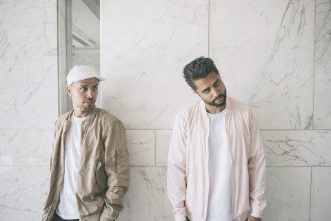Karpe Diem: Som Karpe Diem har Magdi Ytreeide Abdelmaguid og Chirag Rashmikant Patel allerede skrevet seg inn i norsk musikkhistorie.