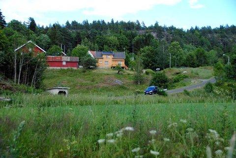 Skogsgården Eskedal i Østre Hedrum