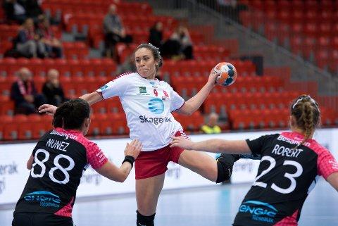 LHK-Bescanson, LHK, Bescanson, Larvik HK, Larvik Håndball, håndball, EHF-cupen, ehf, Boligmappa Arena