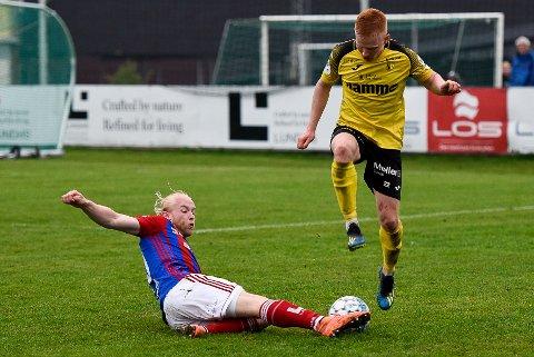 Stian Lønne Dyngeland, Fram – Raufoss, Fram Fotball, Raufoss, 2. runde NM, Framparken, NM, Norgesmesterskapet 2019, Fotball NM, cup