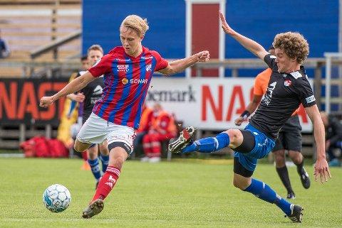 Ole Breistøl, Fram–Mjølner, Mjølner Fotballklubb, herrer, fotball, Fram IF, Fram fotball, Framparken, Postnord-ligaen, fotball, 2. div. 2. divisjon, postnord, postnordligaen