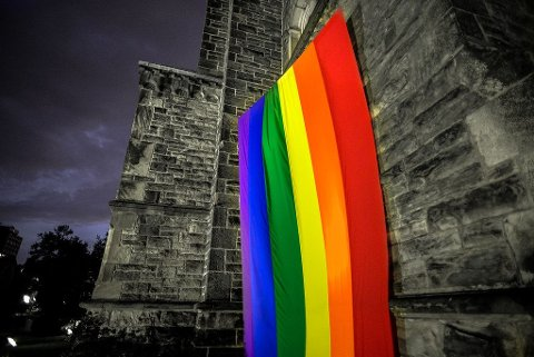 pride flagg