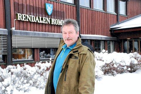 Norvald Illevold, ordfører i Rendalen kommune