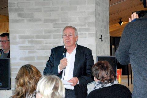 TRIST: Styreleder i Aukruststiftelsen Lars Espen Aukrust, som hadde Kjell Aukrust som onkel, synes dommen fra lagmannsretten både er uforståelig og trist.