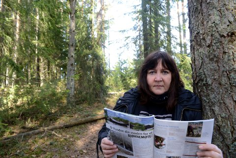 KREVER BEHANDLING: Gunn Marit Lindmoen og Våler Pp krever nå behandling i kommunestyret for en politisk behandling om Våler skal delta i årets TV-aksjon eller ikke.