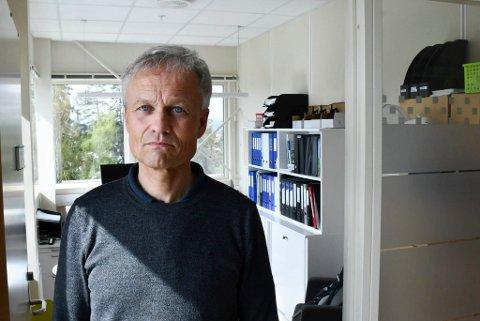 ADVARER: Kommuneoverlege Ketil Egge er klokkeklar på hva som nå kreves av innbyggerne på Hedmarken.