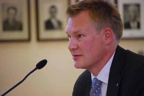 Arne Magnus Berge (Venstre)