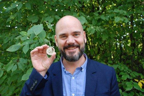 Administrerende direktør Øyvind Ørbeck Sørheim i Det Kongelige Selskap for Norges Vel ønsker tips om noen som som fortjener heder.