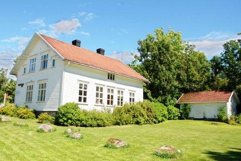 Feriested: Veierland skole er blitt et sted man kan feriere gjennom kystledordningen. Nå er sesongen slutt for i år.