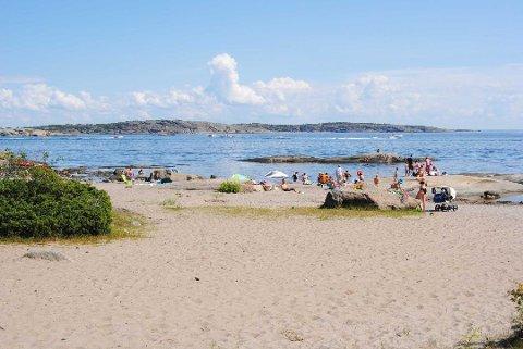 Lilleskagen er ett av flere steder på øyene der parkeringsavgiftene kan settes opp og perioden for betaling forlenges.