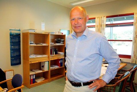Administrerende direktør Tor Lønnerød i Brevik Engineering er stolt og glad over at Statoil har tegnet ny kontrakt med selskapet, for løsningen med ombygging av et oljetankskip.
