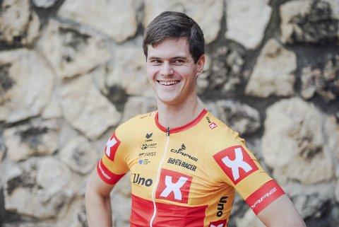 OPTIMIST: Syver Wærsted ble alvorlig skadet i en trafikkulykke i fjor sommer. Nå er 22-åringen optimistisk med tanke på comeback i 2019-sesongen. foto: Jan Brychta
