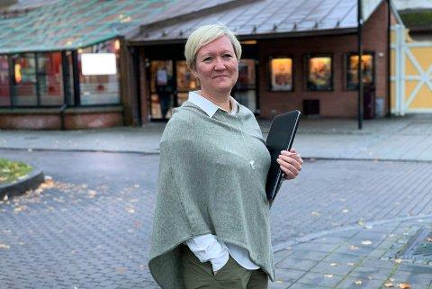 KOMPAKT: Mariann Eriksen mener Kjølnes er svært egnet.